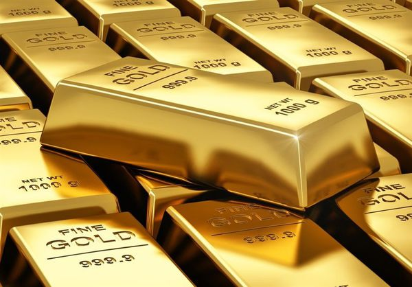 قیمت جهانی طلا امروز ۹۹/۰۱/۰۲