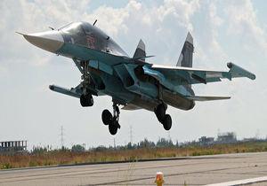 نجات خلبان روس