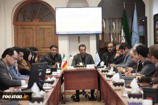 مدیر گلستان با مدیرکل میراث فرهنگی استان دیدار کرد