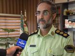 """دستگیری سارق کابل برق در """"مینودشت"""""""