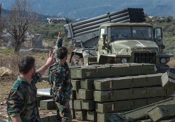 ارتش سوریه تپه «ام شقیف» در شمال حلب را آزاد کرد