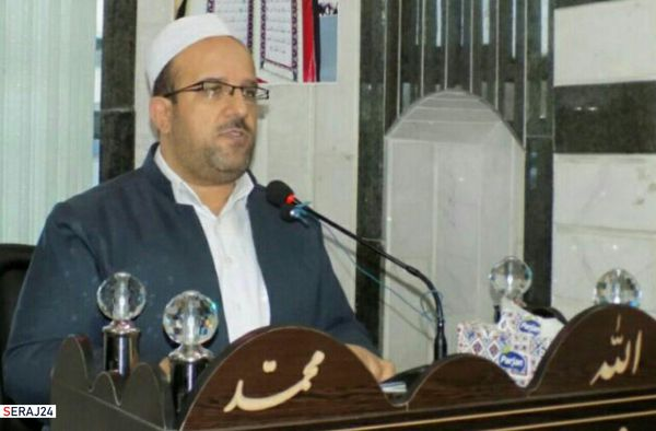 ماموستا ملا محمد محمودی: واقعه عاشورا نه یک حادثه بلکه یک فرهنگ است