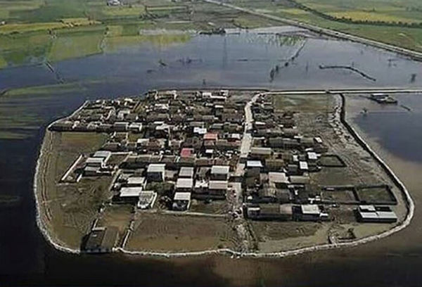 روایت فرماندار کردکوی از سیل گلستان