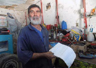 عهد 50 ساله گورکن گمیشانی با خانوادههای داغدار + تصاویر