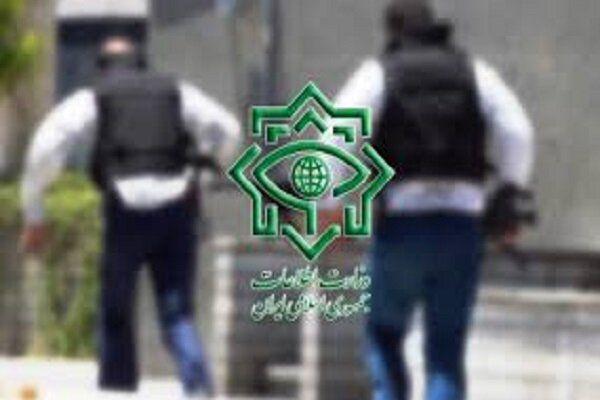 بزرگترین باند قاچاق اسلحه توسط سربازان گمنام امام زمان (عج) گلستان کشف شد
