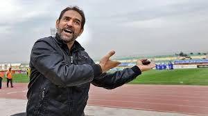تصویری دیده نشده از مربی حاشیه دار فوتبال + عکس