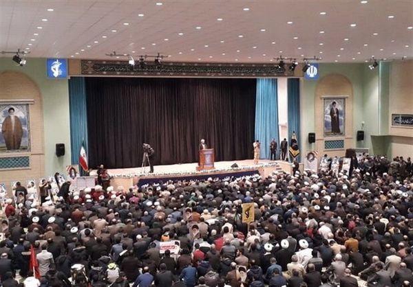 اجتماع با شکوه مردم گلستان علیه آشوبگران / پاسخ قاطع شیعه و سنی به دشمنان