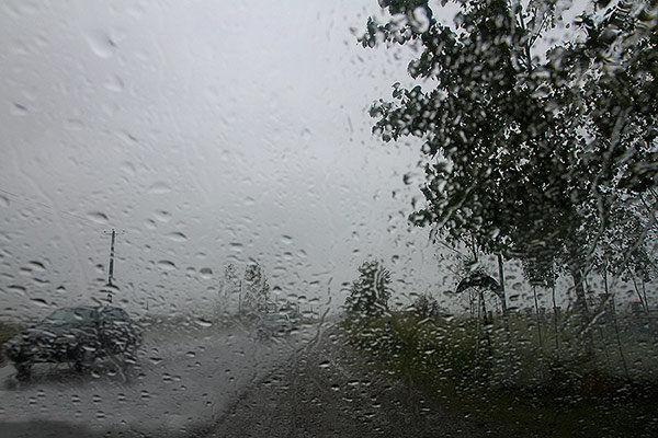 بارش باران در گلستان از روز یکشنبه/ دمای هوا ۸ درجه کاهش می یابد