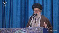 سخنان بسیار مهم رهبر انقلاب در خطبه نماز جمعه تهران