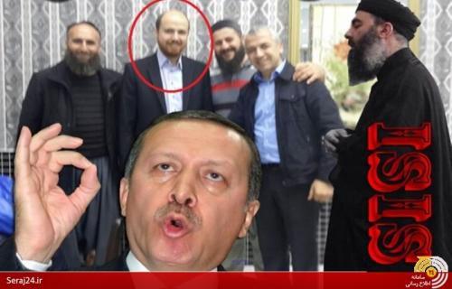 خرید نفت داعش