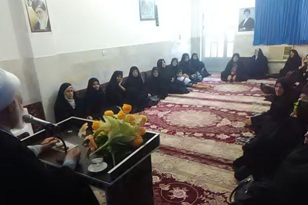 برنامه های دهه کرامت کانون امام حسن مجتبی (علیه السلام) سرخنکلاته