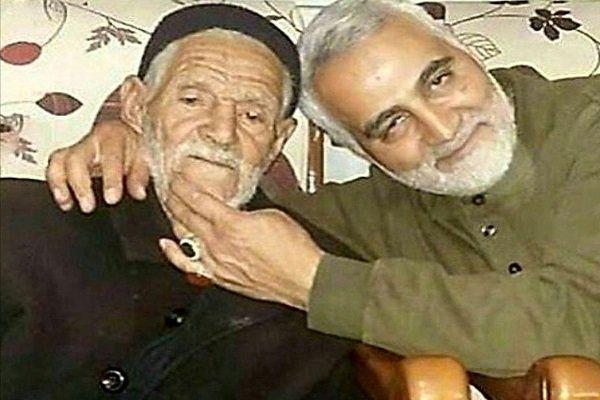 """جزئیات تغییر مکان مراسم بزرگداشت پدر سردار """"قاسم سلیمانی"""""""