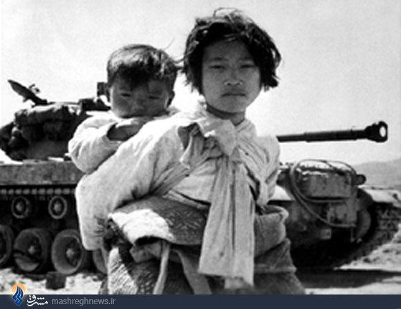 یک میلیون برده جنسی، ارمغان حضور آمریکا در کره جنوبی +تصاویر