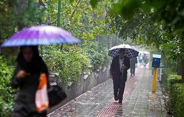 تجربه دمای تابستانه 35 درجه/آخر هفته بارانی در گلستان