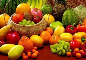 قیمت انواع میوه، سبزی و صیفی اعلام شد + جدول