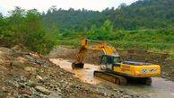 ممنوعیت برداشت شن و ماسه از رودخانههای گلستان