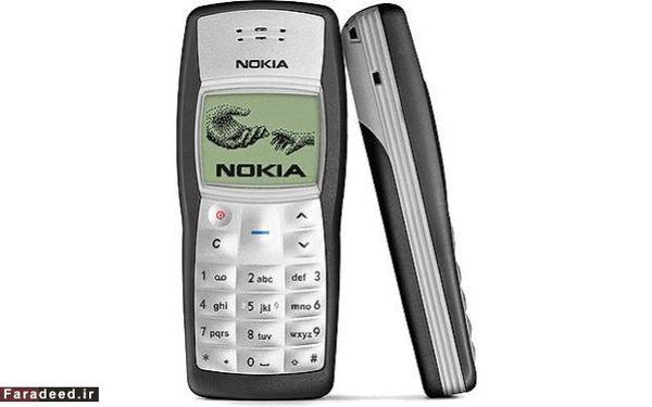پرفروشترین گوشیهای موبایل تاریخ +تصاویر