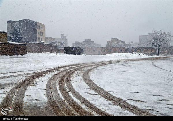 هواشناسی ایران ۹۸/۱۲/۱۸ بارش برف و باران ۲روزه در برخی استانها