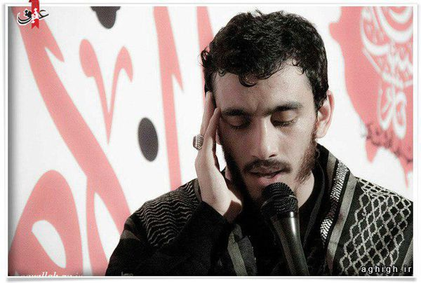 فیلم/ مداحی آذری مهدی رسولی