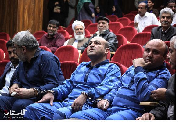اولین جلسه علنی دادگاه رسیدگی به پرونده کلاهبرداری220 میلیارد ریالی در گلستان+تصاویر