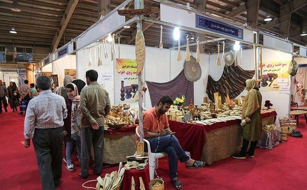 نمایشگاه صنایعدستی همزمان با جشنواره بینالمللی اقوام در گلستان برپا میشود