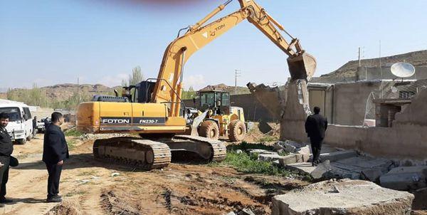 آزادسازی 26 هزار مترمربع از بستر رودخانههای گلستان/ معرفی رودخانهخواران به مراجع قضایی