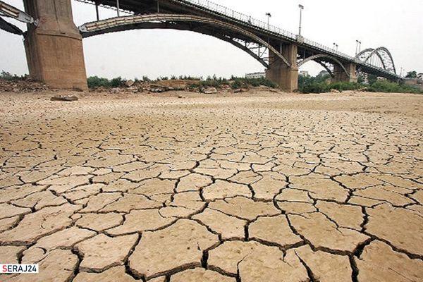 ۹۱ درصد مساحت استان گلستان دچار خشکسالی شدید است