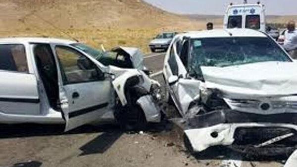کاهش تصادفات و تلفات ناشی از حوادث رانندگی در گلستان