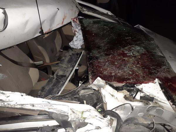 یک کشته و ۱۰ زخمی در دو تصادف در گلستان