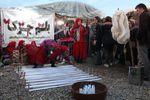 غرفه شهرستان مینودشت در نمایشگاه بین المللی فرهنگ اقوام (تصاویر)