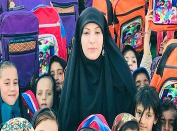 «مادر آرزوها» پنج هزارمین آرزو را در حاشیه شهر مشهد برآورده می کند