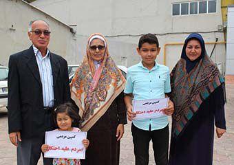 گزارش تصویری/ راه اندازی کمپین مردمی #مردم_علیه_احتکار در استان گلستان