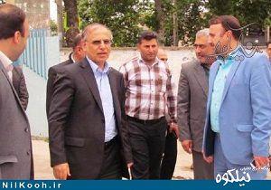 بازدید مدیرکل دفتر غیرانتفاعی وزارت علوم از موسسه میلاد گلستان + تصاویر