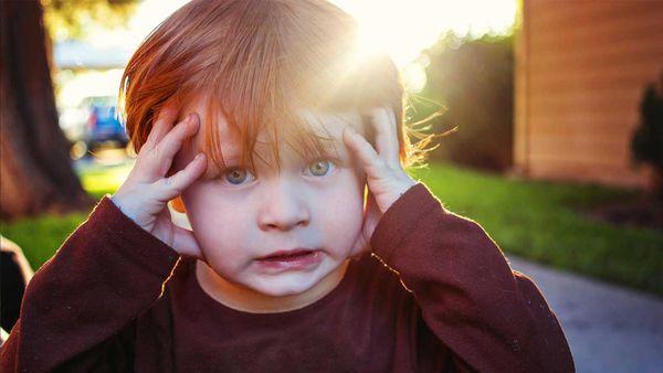 استرس کودکان ناشی از چه عواملی است؟