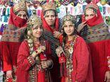 مراسم ازدواج هشت زوج ترکمن