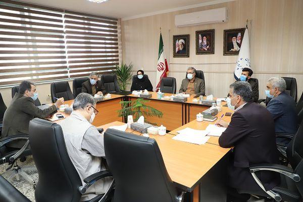 جلسه بهبود کیفیت سوادآموزی استان تشکیل شد