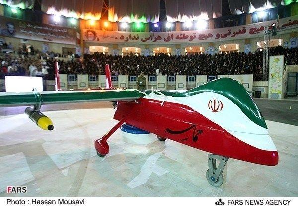 قابلیتهای پهپاد سر به مُهر ایرانی+تصاویر