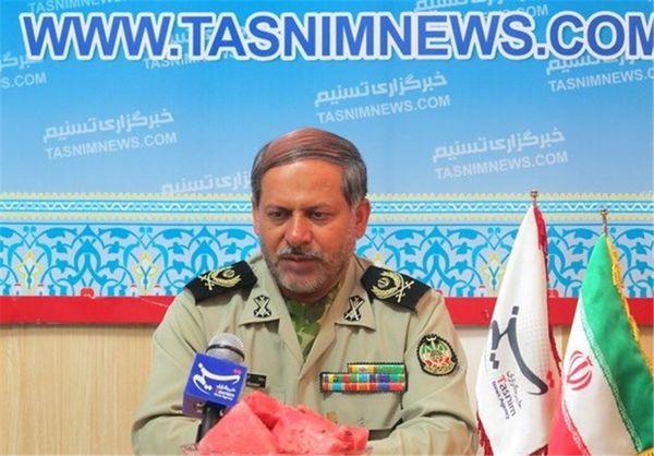 فرمانده قرارگاه شمال شرق ارتش: از تهدیدهای دشمنان به عنوان فرصت استفاده کنیم