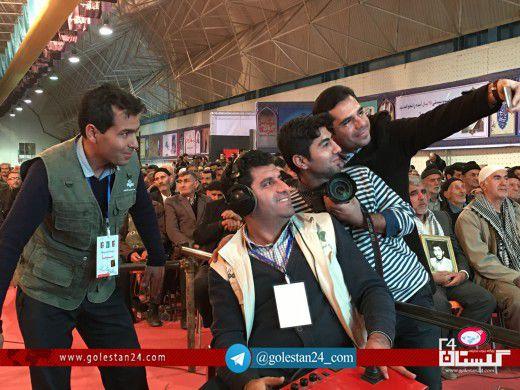 حاشیه های تصویری اختتامیه اولین اجلاسیه ملی 4000 شهید گلستان
