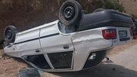 7 مصدوم در واژگونی خودرو در علی آبادکتول
