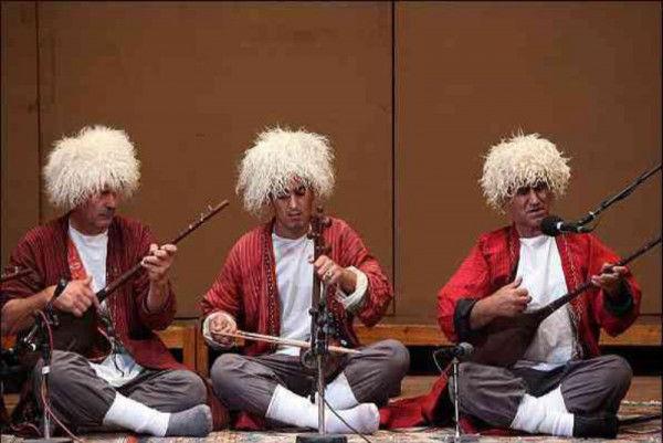 گلستان میزبان جشنواره موسیقی ترکمن آوای ارادت