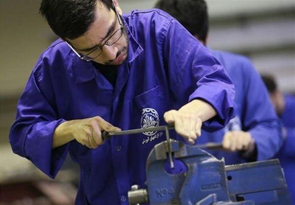 جذب ۱۰۰۰ کارورز در کارگاههای تولیدی استان گلستان