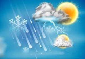 پیش بینی دمای استان گلستان، سه شنبه دوازدهم آذر ماه