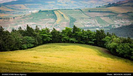 طبیعت زیبای هزارپیچ گرگان+تصاویر
