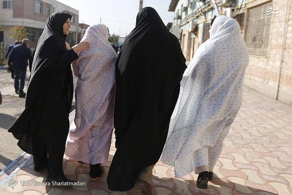 تصمیم قشنگ رئیسی درباره زنان زندانی