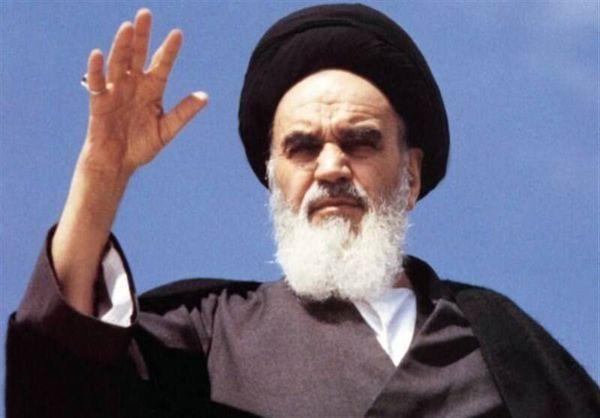 فیلم/ لحظه تاریخی ورود حضرت امام (ره) به ایران