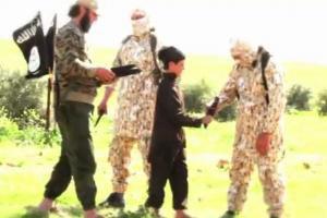 تصاویر جنایت هولناک داعش به دستور البغدادی 18+