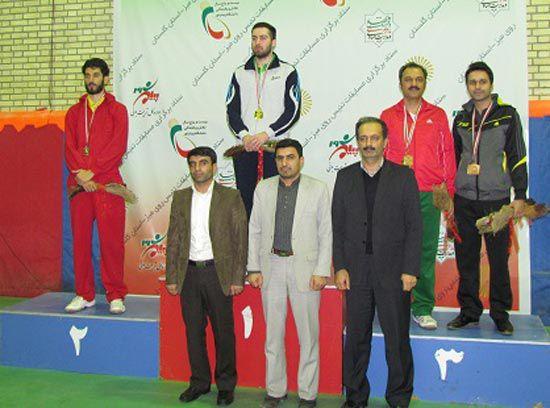 اصفهانیها قهرمان مسابقات تنیس روی میز کشور در گرگان
