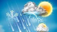 پیش بینی دمای استان گلستان، پنجشنبه هشتم آبان ماه