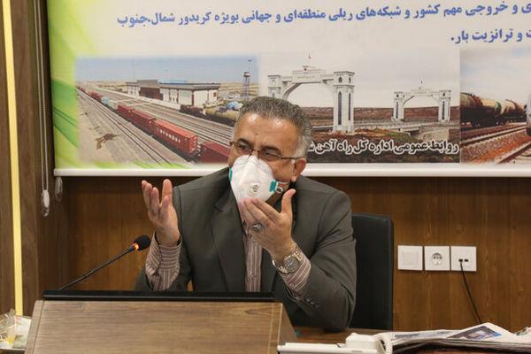 موانع فنی پروژه گرگان- مشهد حل می شود